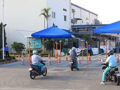 Tây Ninh tạm dừng hoạt động 6 DN không bảo đảm điều kiện '3 tại chỗ'