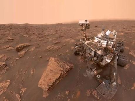 Tàu của NASA phát hiện 'tiếng ợ hơi của người ngoài hành tinh'