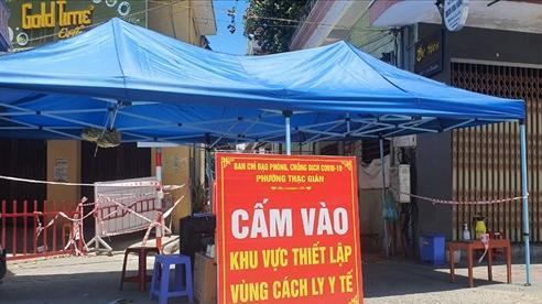 32 ca COVID-19 mới ở Đà Nẵng liên quan 4 chuỗi lây nhiễm