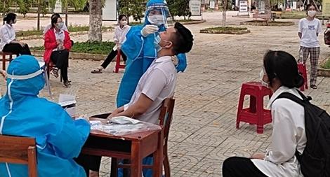 Quảng Nam ghi nhận 3 ca dương tính SARS-CoV-2