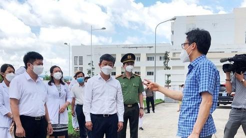 Phó Thủ tướng yêu cầu Bình Dương chuẩn bị đủ oxy để cứu chữa bệnh nhân Covid-19