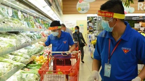 Các cửa hàng, siêu thị tại Bà Rịa - Vũng Tàu dồi dào hàng hóa