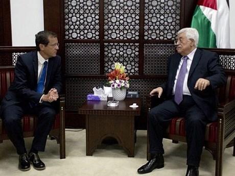 Israel và Palestine thảo luận các biện pháp xây dựng lòng tin
