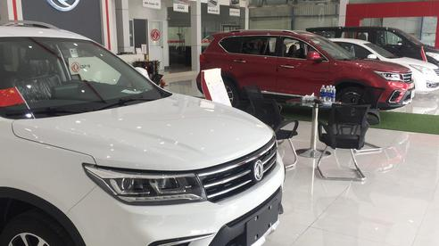 Nhập khẩu ôtô Trung Quốc tiếp tục tăng