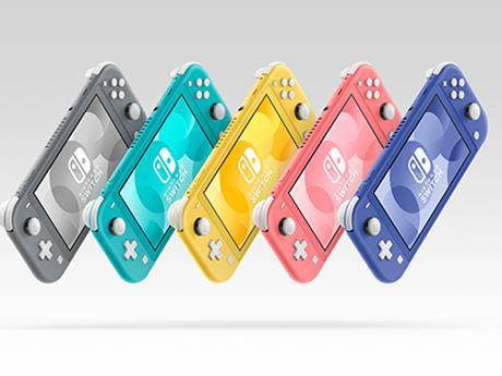 Nintendo sẽ không tung ra mẫu máy chơi game Switch mới