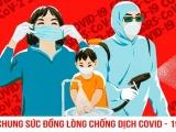 Cuộc thi trực tuyến 'Tìm hiểu pháp luật trong phòng, chống dịch Covid-19': Người dân tích cực hưởng ứng