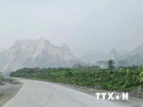 Hà Nam: 5 công nhân mỏ đá ngã từ trên núi cao, 2 người tử vong