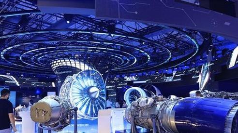 Khai mạc triển lãm hàng không vũ trụ quốc tế Maks 2021 tại Nga