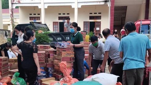 Gần 1.500 tấn hàng có nhãn mác, đăng ký sản phẩm OCOP của tỉnh Thanh Hóa hỗ trợ nhân dân TP Hồ Chí Minh