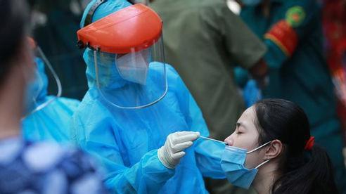 6 người sống cùng ngõ ở Hà Nội dương tính SARS-CoV-2