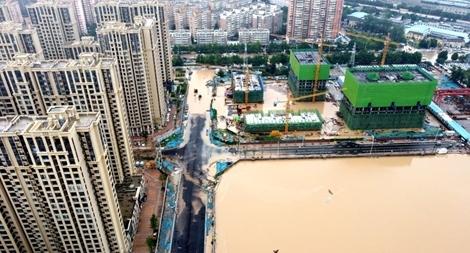 25 người chết vì trận mưa 'ngàn năm có một' ở Trung Quốc