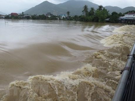 Sơn La: Một thanh niên thiệt mạng do bị nước lũ cuốn trôi