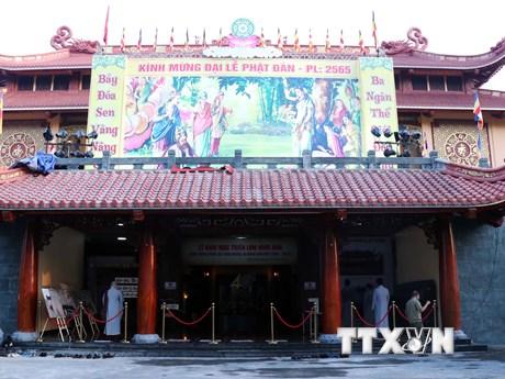 Giáo hội Phật giáo TP.HCM đề nghị dùng tự viện làm bệnh viện dã chiến