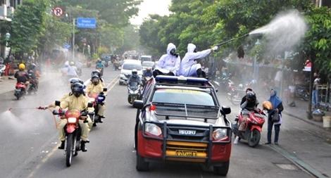 WHO kêu gọi Indonesia nới rộng lệnh hạn chế ngăn COVID-19
