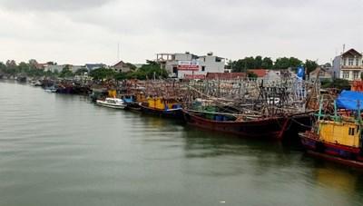 Quảng Ninh: Ngừng cấp phép cho tàu ra khơi, khẩn trương kêu gọi tàu thuyền vào bờ