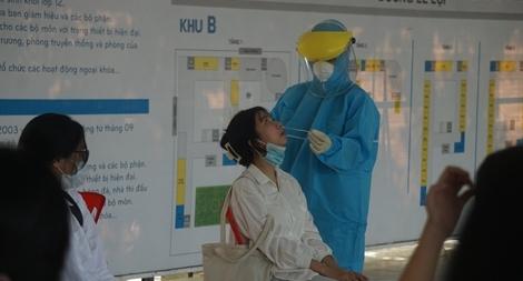Đà Nẵng: Thêm 46 ca mắc COVID-19, phát hiện ca nhiễm chưa rõ nguồn lây khi lấy mẫu