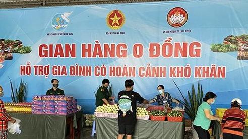'Gian hàng 0 đồng' giúp người nghèo