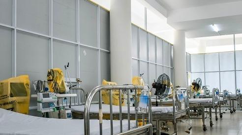 Ca Covid-19 cộng đồng tăng, Đà Nẵng khẩn trương dựng bệnh viện dã chiến