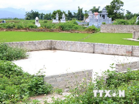 Điện Biên: 'Nóng' tình trạng chiếm dụng đất, xây mộ giả ở xã Noong Hẹt