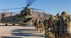 Afghanistan, thời kỳ đen tối sắp quay trở lại?