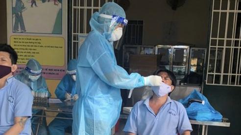 587 học viên và nhân viên Cơ sở cai nghiện Bố Lá dương tính SARS-CoV-2