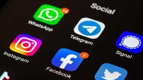 Facebook và Telegram bị phạt nặng vì không xóa nội dung cấm tại Nga