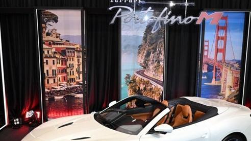 Ferrari Portofino M 2021 có giá 666.199 USD tại thị trường Thái Lan