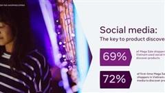 Facebook: COVID-19 thay đổi cách thức, nhưng không thay đổi tình yêu mua sắm của người Việt