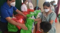 'Triệu bữa cơm 2021' tiếp tục được triển khai tại các tỉnh thành bị ảnh hưởng bởi dịch Covid-19