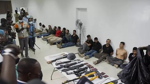 Mỹ hé lộ thêm về các tay súng thực hiện vụ ám sát Tổng thống Haiti