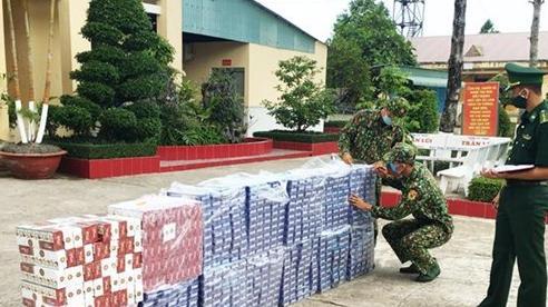 Quyết liệt chống buôn lậu trên biên giới tỉnh Kiên Giang