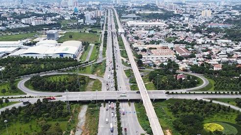 Đường nối cao tốc TP.HCM - Long Thành sẽ thông xe vào cuối tháng 7/2021