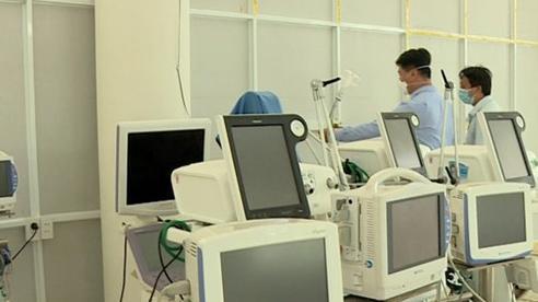 Bộ Y tế hỗ trợ Đà Nẵng thiết bị, sinh phẩm phòng chống dịch