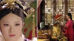 Khi quay 'Chân Hoàn truyện', Hoàng thượng đã tự thêm chi tiết về vòng ba của Hoa phi khiến nàng giật mình, nhưng điều đó lại trở thành kinh điển