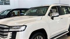 Toyota cấm khách mua Land Cruiser 2022 bán lại xe trong 1 năm