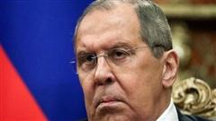 Ngoại trưởng Lavrov: Nga không đơn phương nhượng bộ phương Tây