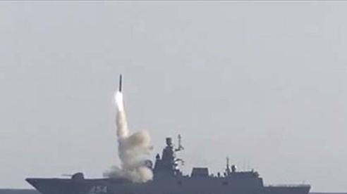 Nga thử thành công tên lửa siêu thanh Tsirkon: Mở đầu cuộc chạy đua vũ trang mới?
