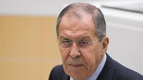 Ngoại trưởng Nga: Moscow càng nhượng bộ, phương Tây càng lấn tới