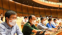 Dịch Covid-19 diễn biến phức tạp, Quốc hội tiếp tục rút ngắn 3 ngày họp