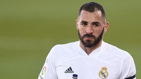 Tiền đạo Karim Benzema mắc Covid-19