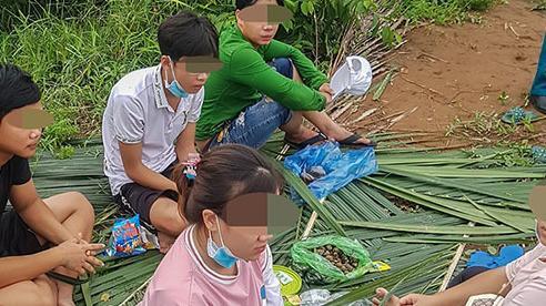 Nhóm thanh niên tụ tập ăn nhậu bị đề nghị phạt 90 triệu