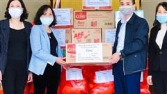 Mondelez Kinh Đô ủng hộ 3 tỷ đồng vào Quỹ Vaccine quốc gia