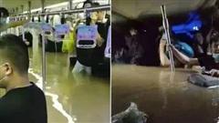 Chống ngập cho hệ thống tàu điện ngầm