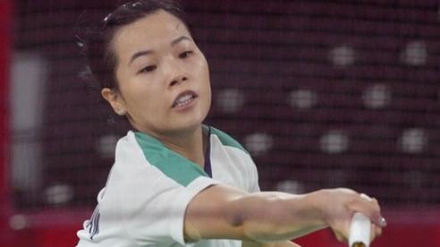 Tay vợt Thùy Linh đánh bại đối thủ gốc Trung Quốc ở Olympic Tokyo 2020