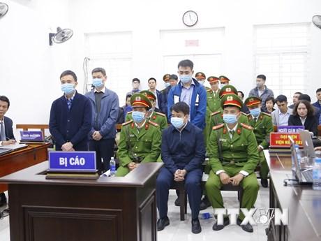 Tiếp tục khởi tố cựu chủ tịch Hà Nội Nguyễn Đức Chung