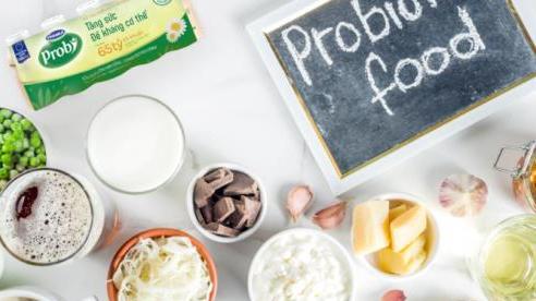 Tăng cường sức đề kháng bằng lợi khuẩn Probiotic