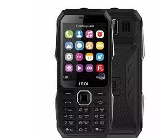 Ra mắt điện thoại di động Inoi kiểu dáng cổ điển nhưng thời lượng pin khủng