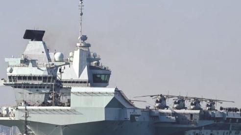 Anh đưa 2 tàu chiến tới 'thường trực' ở châu Á