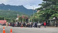 Thừa Thiên - Huế: Hỗ trợ 130 công dân đi xe máy từ TP HCM về quê tránh dịch