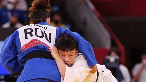 Thanh Thủy không thể giành quyền vào vòng 1/16 Judo